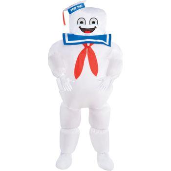 Disfraz Inflable Hombre de Malvavisco - Cazafantasmas
