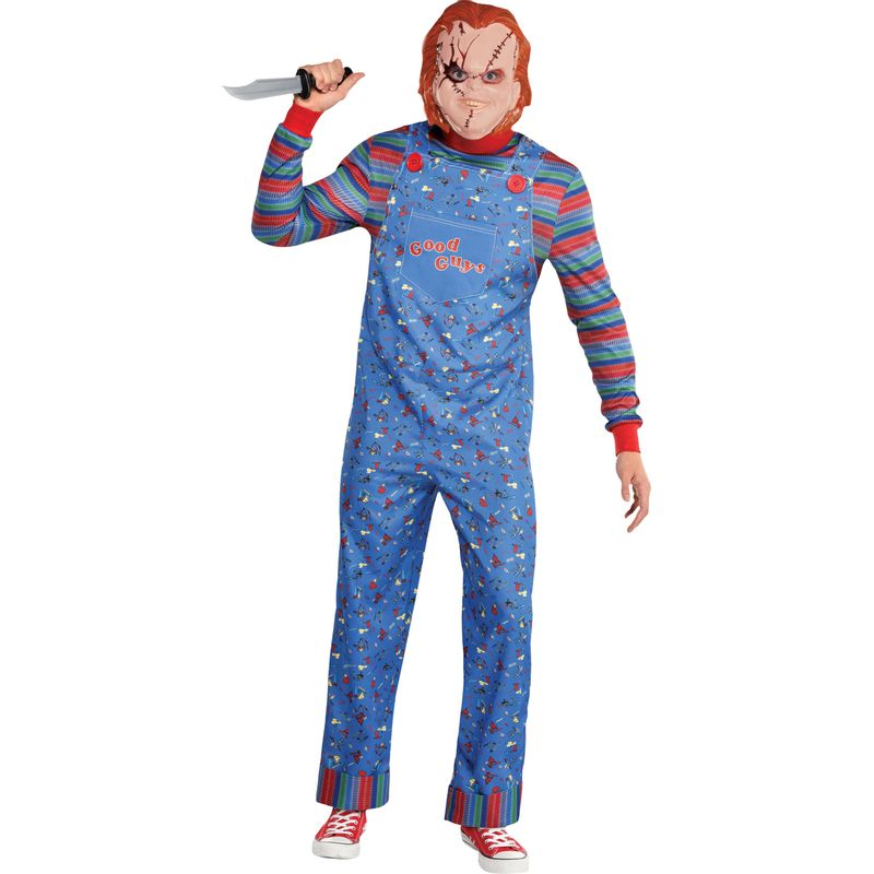 Disfraz-Chucky