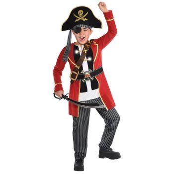 Disfraz Luminoso de Pirata de la Cripta para Niño