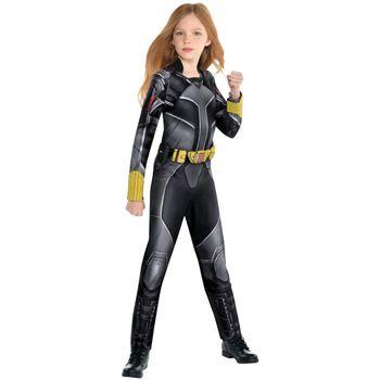 Disfraz de Black Widow para Niña