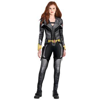Disfraz de Black Widow para Mujer