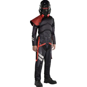 Disfraz de Purge Trooper Musculoso para Niño - Star Wars Jedi: Fallen Order