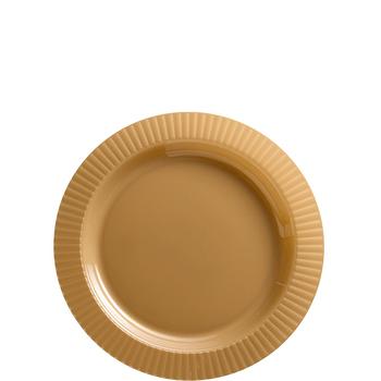Platos de Plástico Premium de 7.5 Pulgadas, 32 piezas
