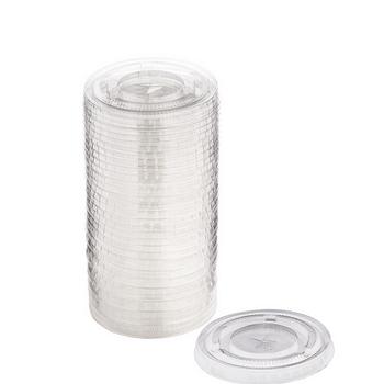 Tapas de Plástico para Vasos de 354 ml, 50 piezas