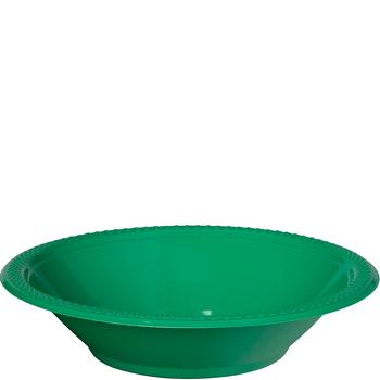 Tazón de Plástico de 354 ml, 20 piezas