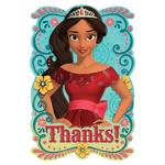 Tarjetas-de-Agradecimiento-Elena-de-Avalor-8-piezas