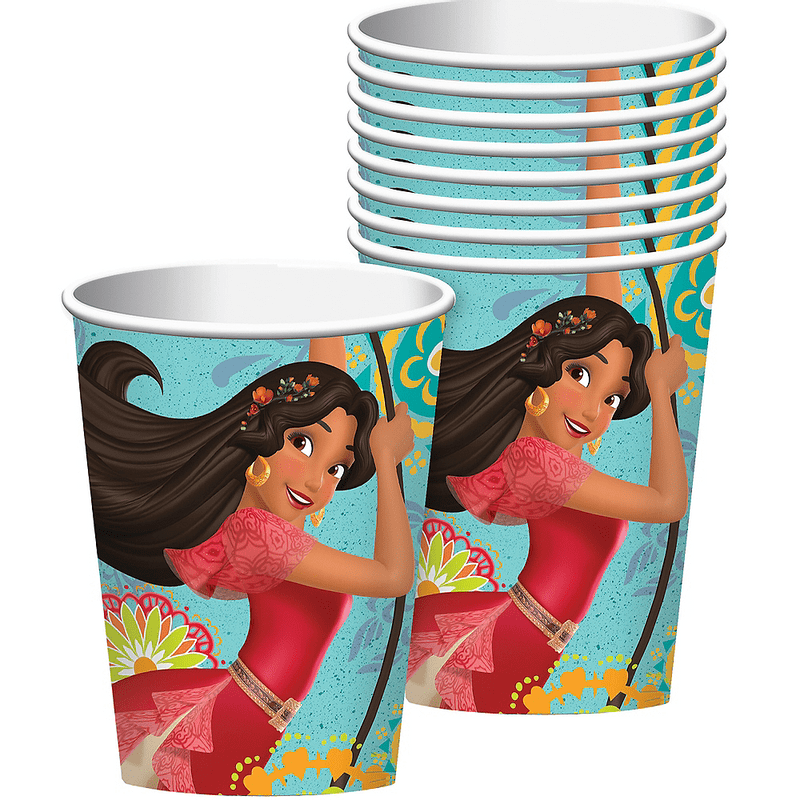Vasos-de-Papel-Elena-de-Avalor-8-piezas