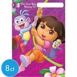 Bolsas-de-Plastico-para-Dulces-Dora-la-Exploradora-8-piezas