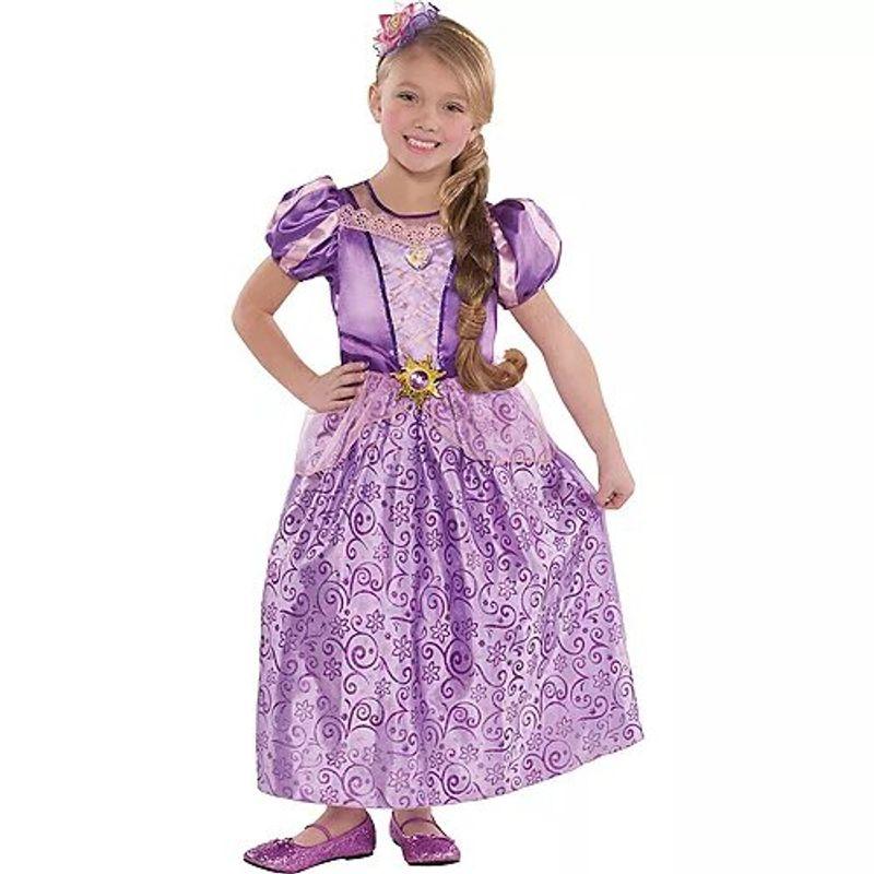 Disfraz-de-Rapunzel-para-Niña-Party-City
