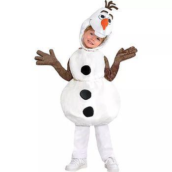 Disfraz de Olaf para Niño - Frozen