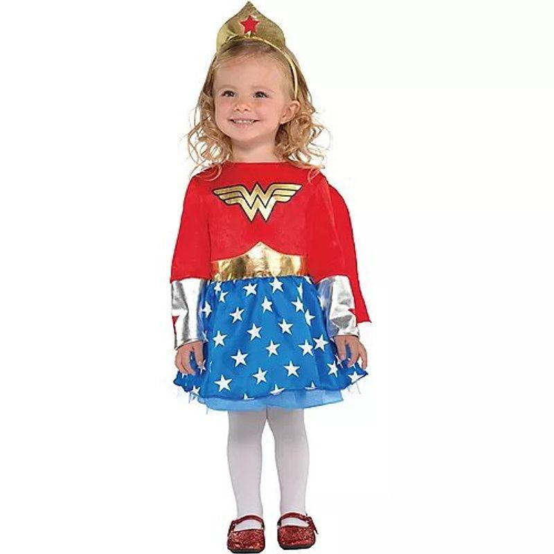 Disfraz-Bebe-Mujer-Maravilla---DC-Comics-Party-City
