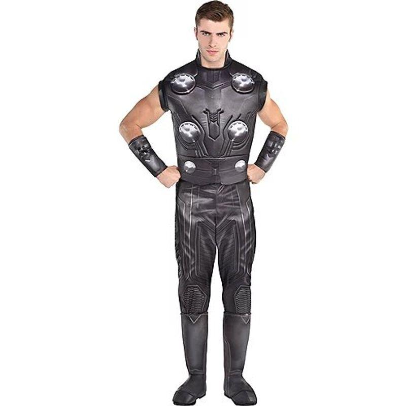 Disfraz-de-Thor-Musculoso-para-Hombre---Avengers-4-Party-City