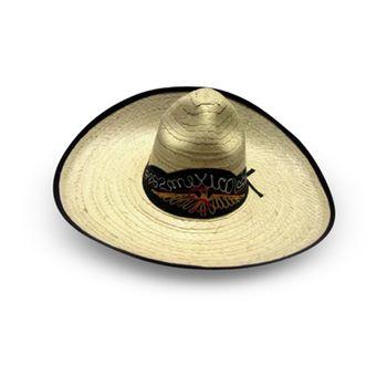 Sombrero de Palma Charro