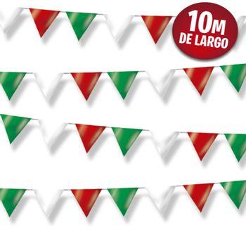 Banderines Tricolor