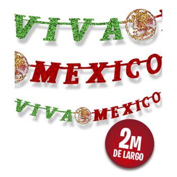 Banner Viva México