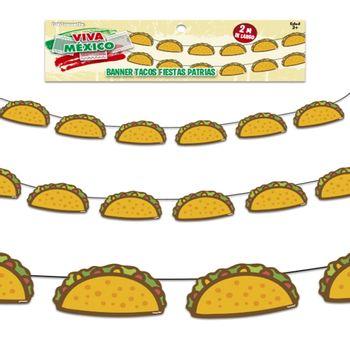 Banner de Tacos Fiestas Patrias