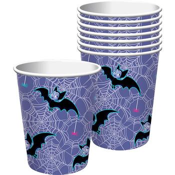 Vasos de Papel Vampirina, 8 piezas