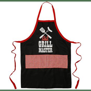 Delantal Grill Master para Adulto