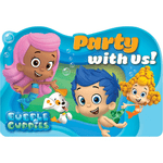 Invitaciones-Bubble-Guppies-8-piezas-Party-City