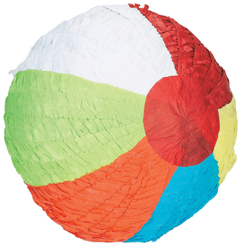 Piñata Pelota de Playa