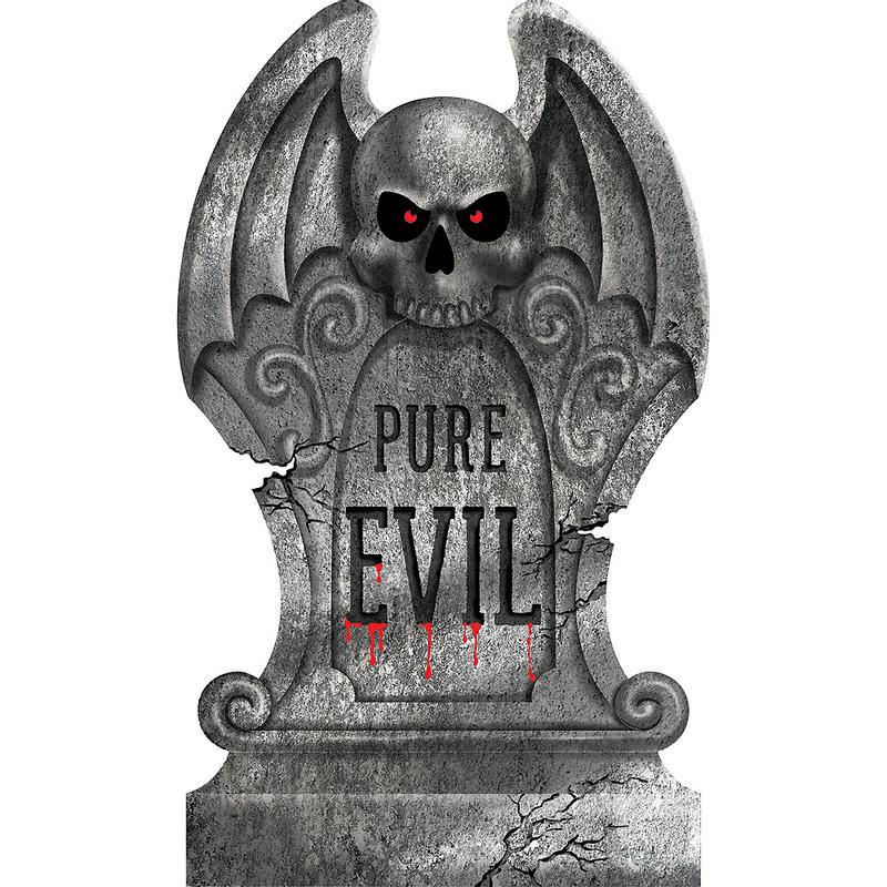 Lapida-Pure-Evil-Party-City