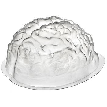 Molde de Plástico en Forma de Cerebro