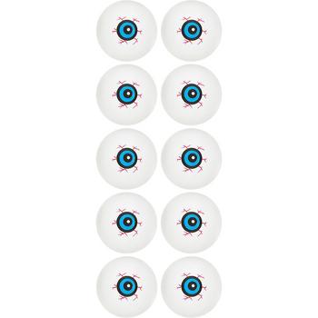 Pelotas de Ping Pong Ojos, 10 piezas